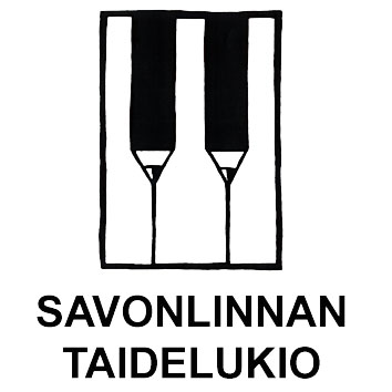 Savonlinnan Taidelukion logo