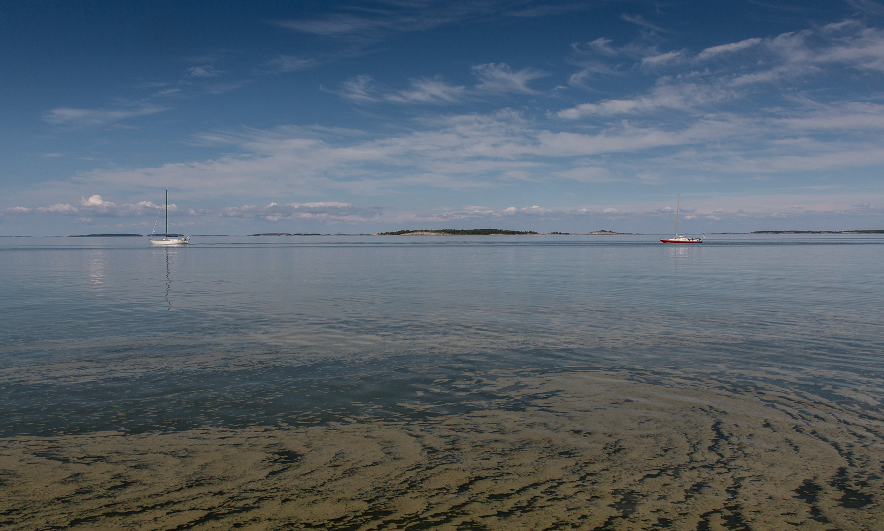 Itämeri on maailman saastunein meri.