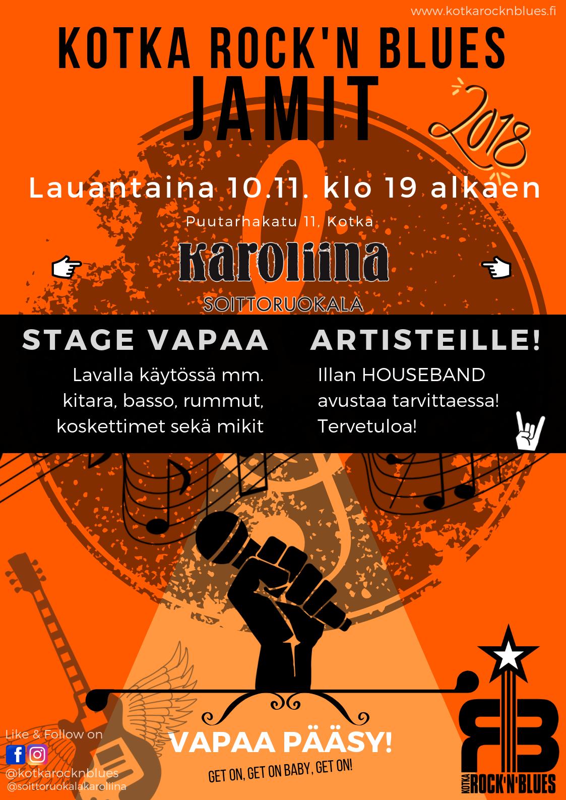 La 10. Marraskuuta! Poster design by J.Tiussa