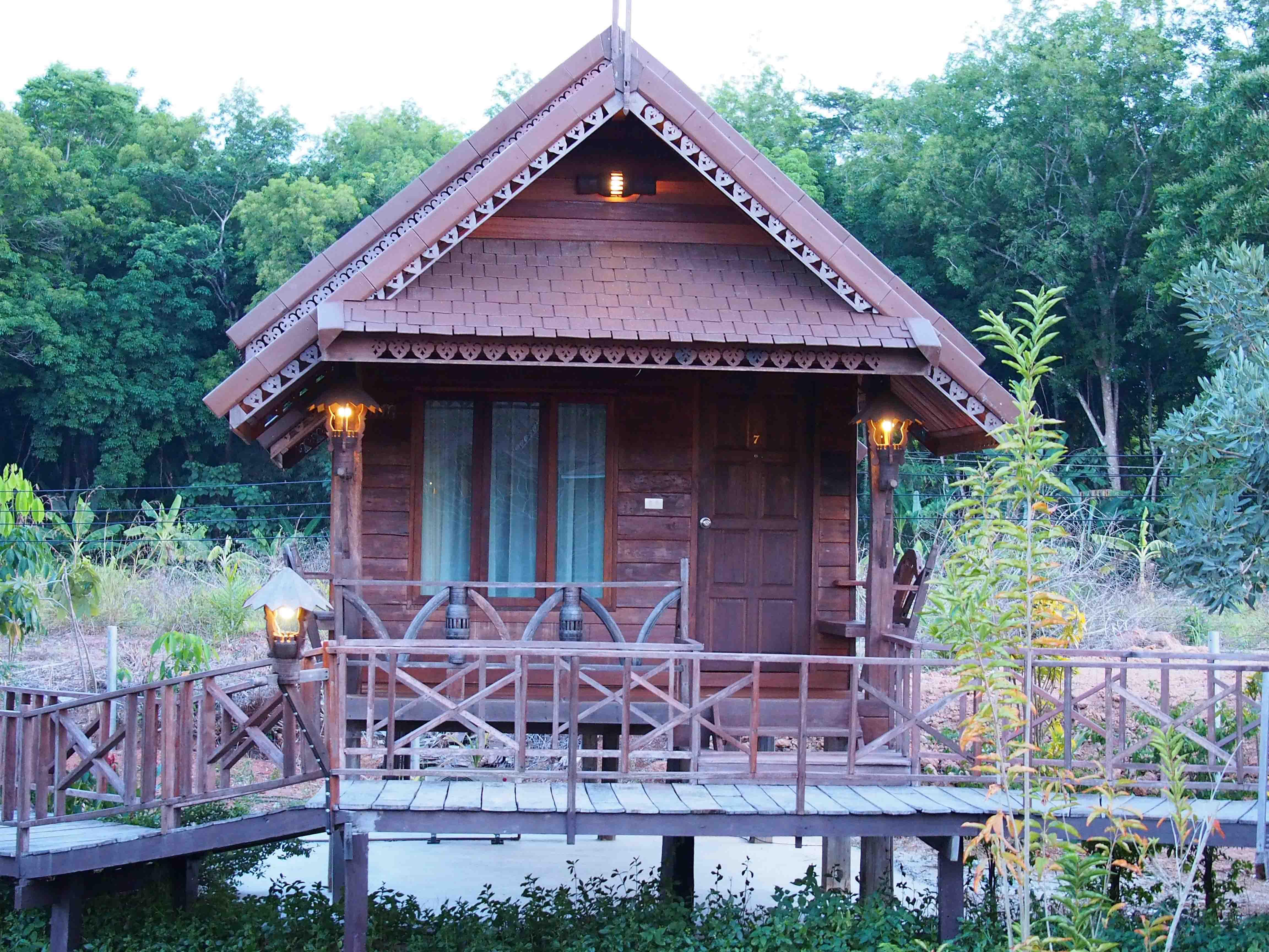 Accommodation at Song Hong