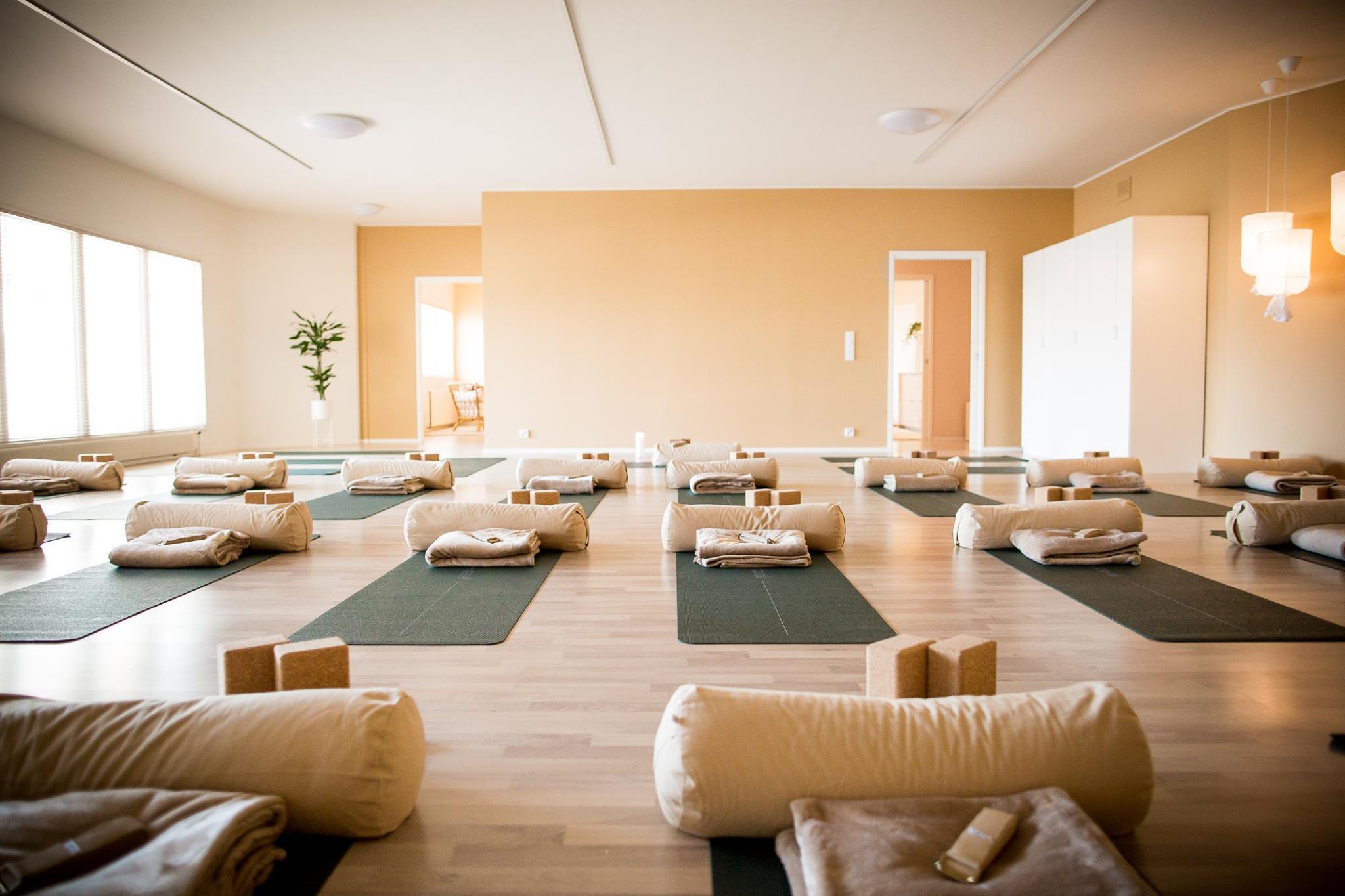 Open Yoga Porvoo -sali