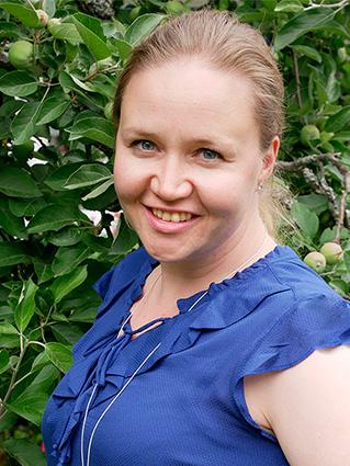 Johanna Veijanen, tiedottaja