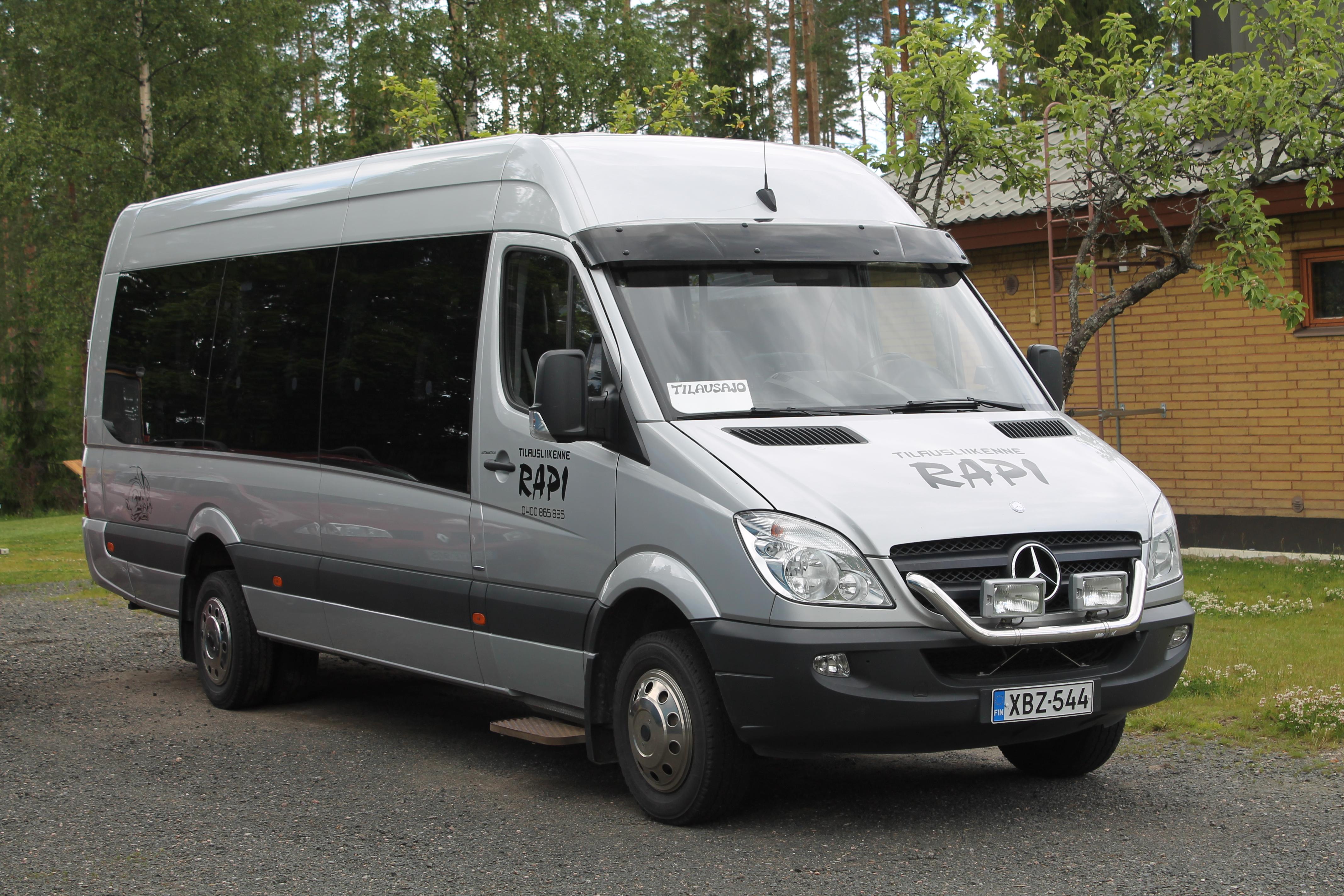 MB Sprinter 519 CDI 2012 Avestark