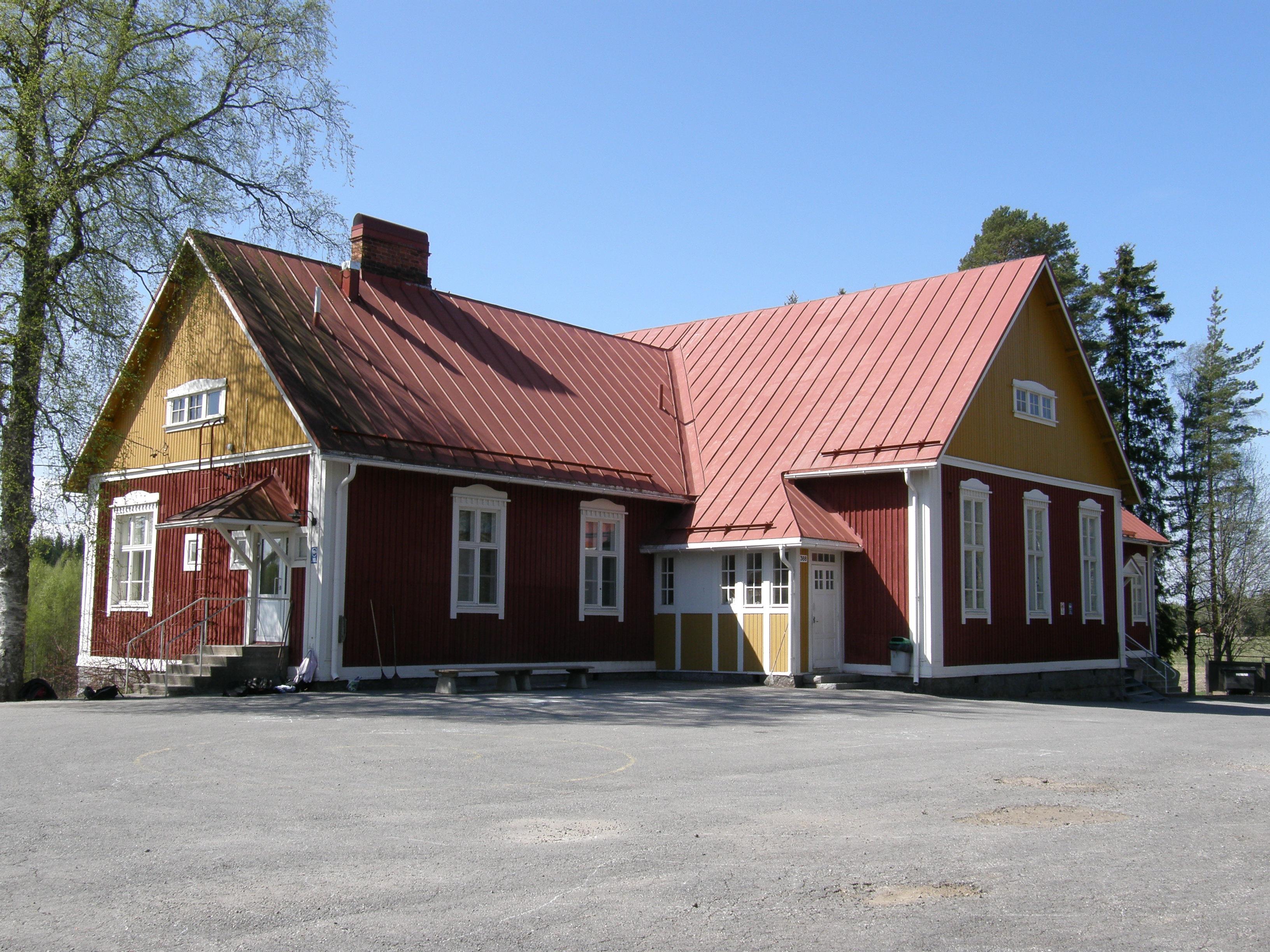 Hyrsingin koulu