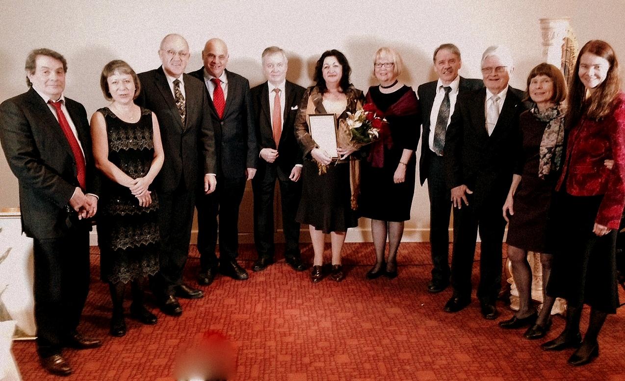 Patmos Solidarty Prize Gala, 2014