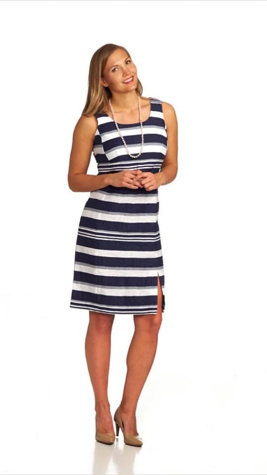 Kaunis merihenkinen mekko Niccoleilta
