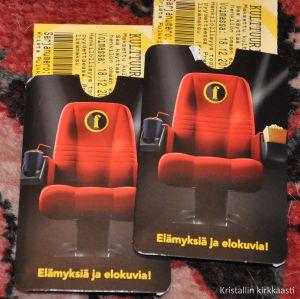 Finnkinon kulttuurisarjalippu avaa ovet elämyksille ja elokuville.