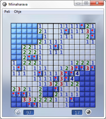 Minesweeper.