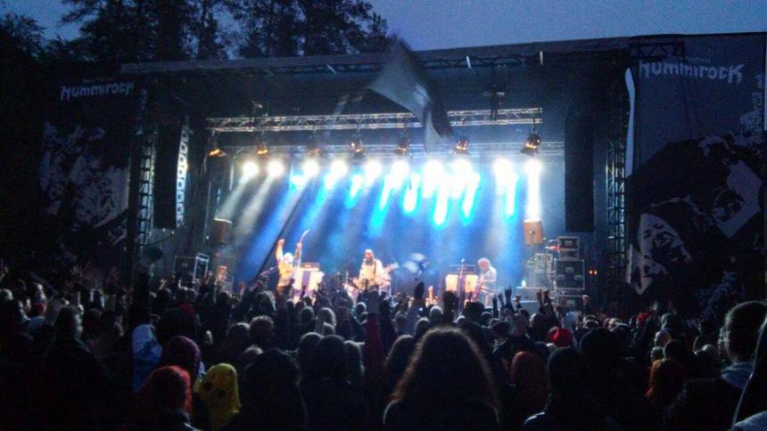 Suamenlejjona Nummirockissa 2015
